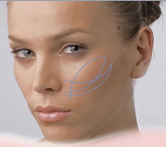 Омолаживающая система для кожи вокруг глаз эйвон